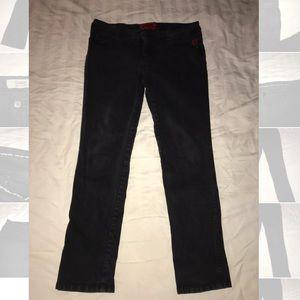 Tripp NYC Skinny Jeans Jegging skull rivet T back